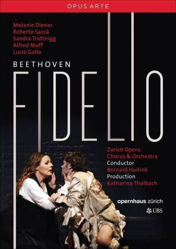 CD-Cover Beethoven, Fidelio